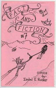 Fact and Fiction #7 cover.
